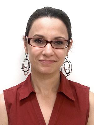 Psychologist Gabriella Rothman